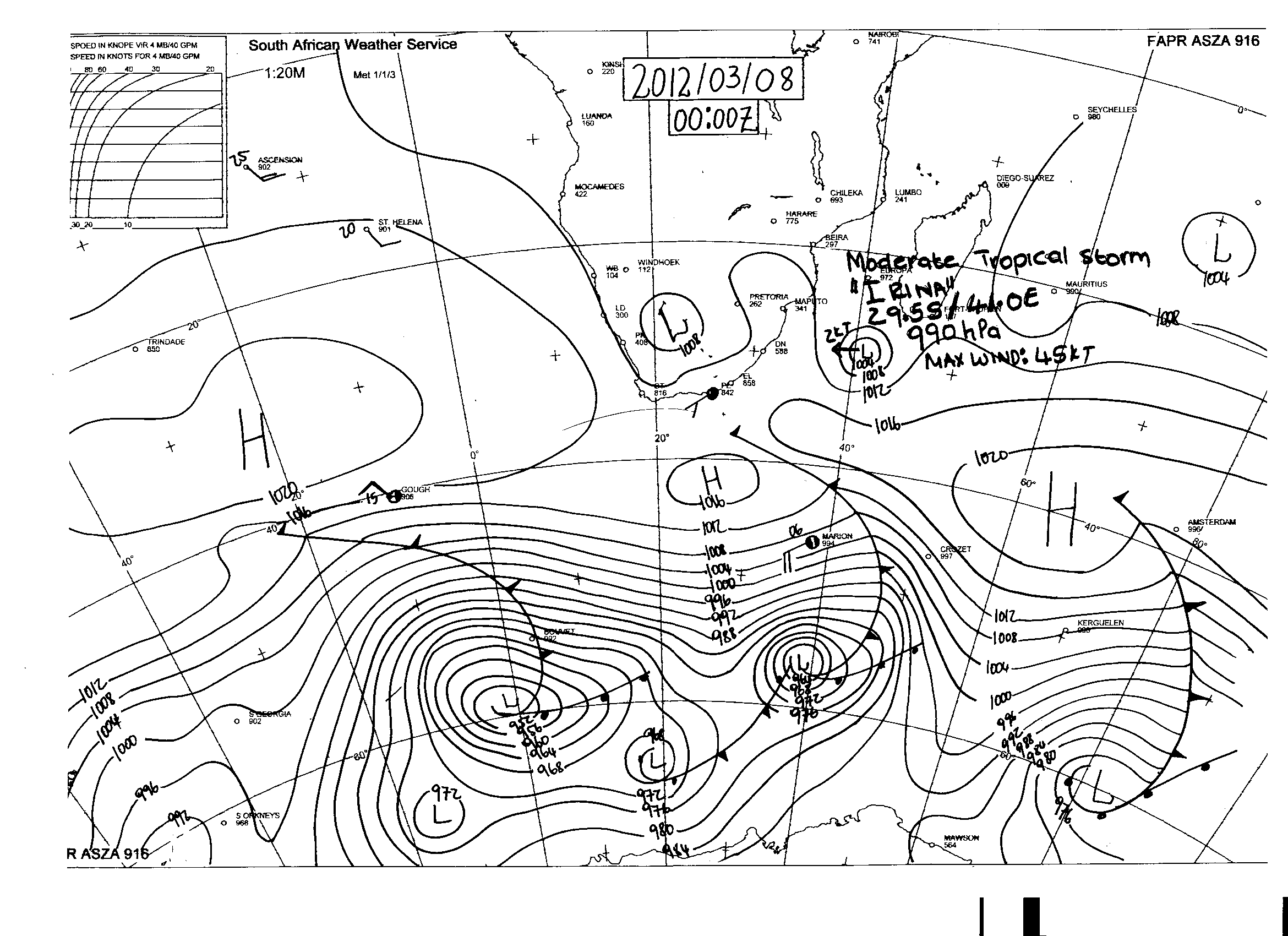 Synoptic weather map images synoptic weather map weather map 8 march 2012 biocorpaavc